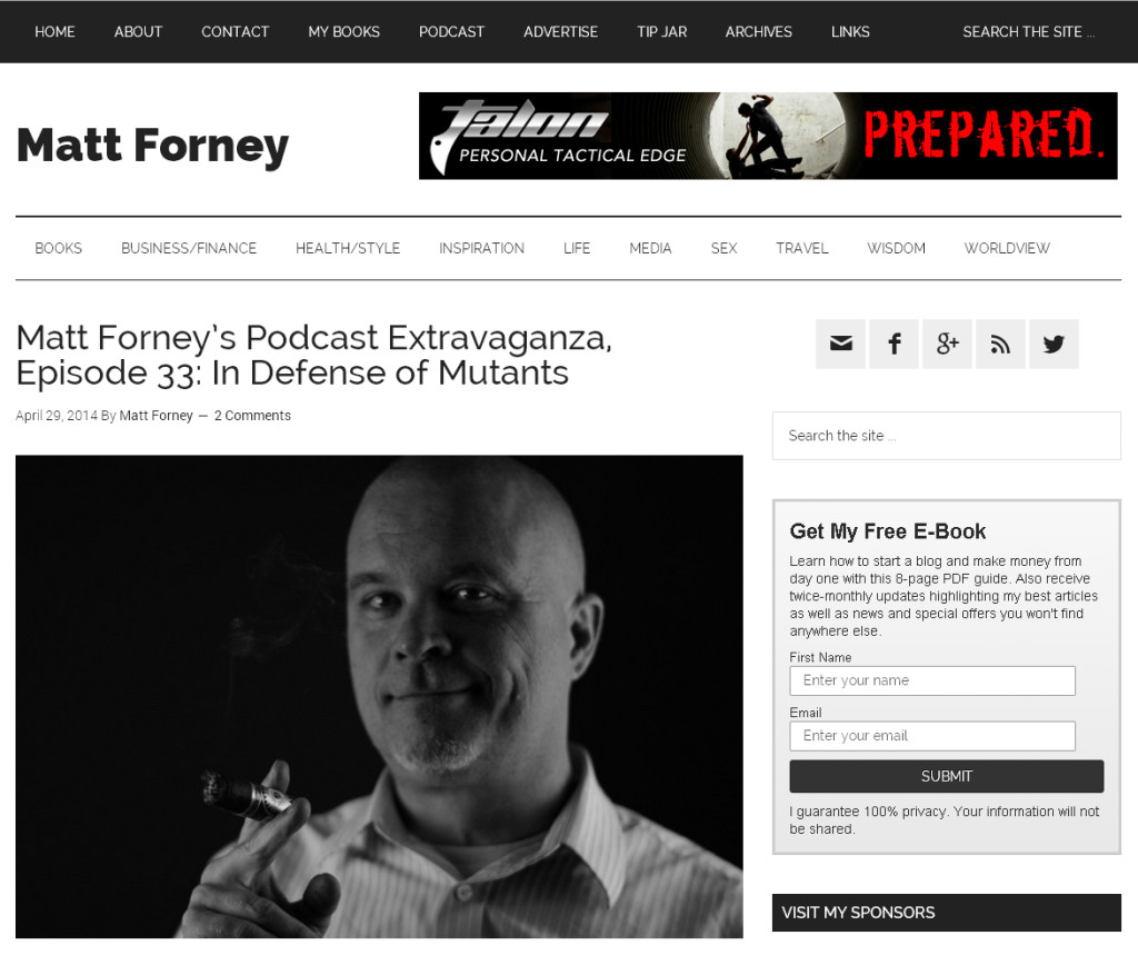 Foney-BlakePodcast