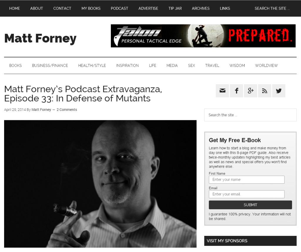 Foney-BlakePodcast
